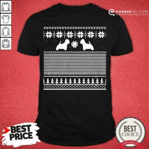 Westie Green Christmas Shirt - Desisn By Pondertee.com