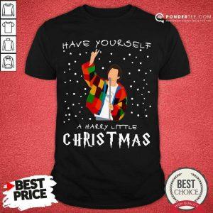 Xmas Have Yourself A Harry Styles Christmas Shirt - Desisn By Pondertee.com
