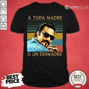 Blood In Blood Out A Toda Madre O Un Desmadre Vintage Shirt - Desisn By Pondertee.com