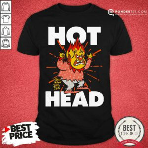 Heat Miser Hot Head The Year Without A Santa Claus Shirt - Desisn By Pondertee.com