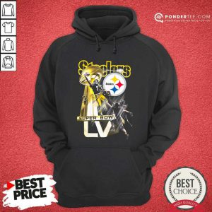 Pittsburgh Steelers Super Bowl Liv Signature Hoodie - Desisn By Pondertee.com