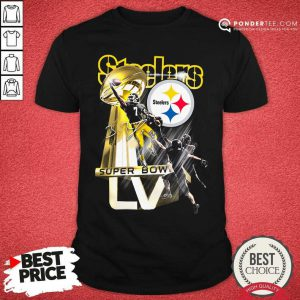 Pittsburgh Steelers Super Bowl Liv Signature Shirt - Desisn By Pondertee.com