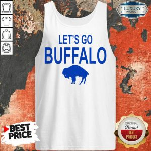 Awesome 2020 Lets Go Buffalo Bills Tank Top