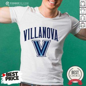 Good Alex Villanova Wildcats Logo Performance 89 Shirt