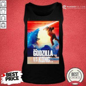 Happy The God Godzilla Vs Kong The King 2021 Tank Top