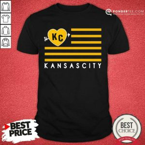 Hot KC Kansas City Football Shirt