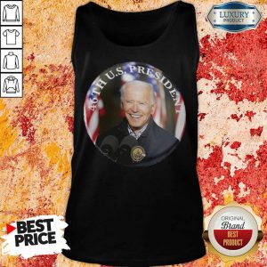 Nice 46th Us President Joe Biden Tank Top