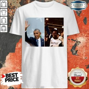 Nice Barack Obama Lauded Hank Aaron Shirt
