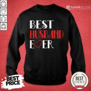 Official Best Husband Ever 46 Sweatshirt