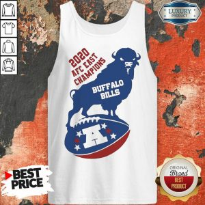 Original 2020 AFC East Champions Buffalo Bills Football Tank Top