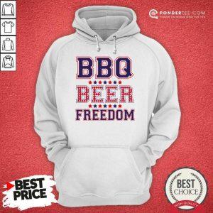 Original BBQ Beer Freedom 46 Hoodie