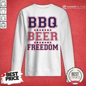 Original BBQ Beer Freedom 46 Sweatshirt