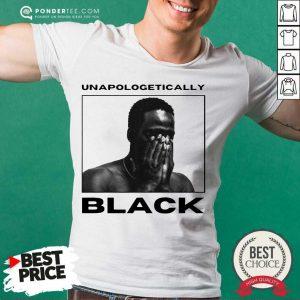 Original Unapologetically Black 8 Shirt