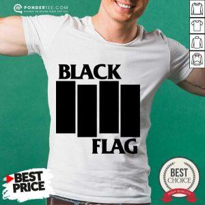 Perfect Black Flag Bars And Logos 79 Shirt