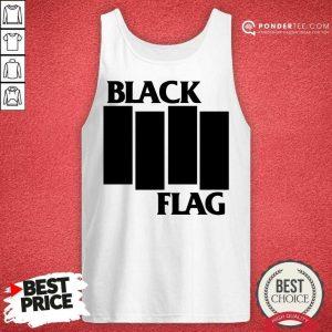 Perfect Black Flag Bars And Logos 79 Tank Top