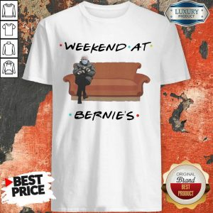 Premium Weekend At Bernies Wear Mask Covid 19 Shirt