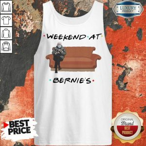 Premium Weekend At Bernies Wear Mask Covid 19 Tank Top