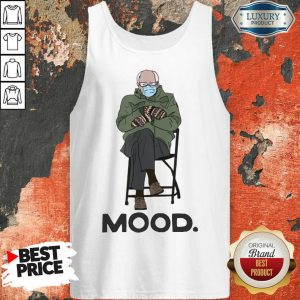 Pretty Bernie Sanders Mittens Mood Tank Top