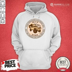 Pretty Sweat Suck It Up Buttercup 45 Hoodie
