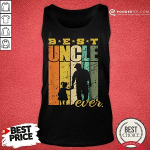 Good Best Uncle Ever Uncle And Niece 3030 Tank Top