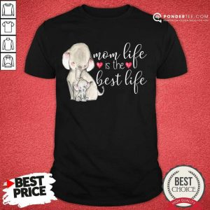 Hot Mom Life Is The Best Life 22 Shirt
