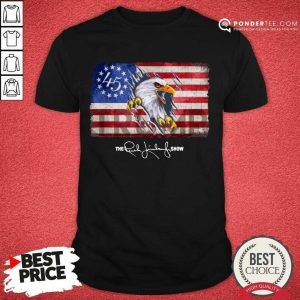 Nice Eagle The Rush Limbaugh Show 03 Shirt