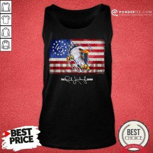 Nice Eagle The Rush Limbaugh Show 03 Tank Top