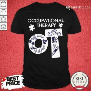 Original Occupational Therapy 404 Shirt