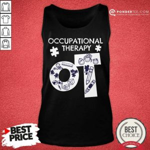 Original Occupational Therapy 404 Tank Top