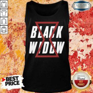 Awesome Black Widow Tank Top