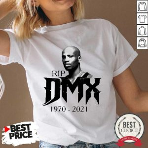 Hot Rip DMX 1970 2021 V-neck