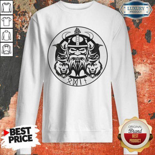 Nice Viking Sweatshirt