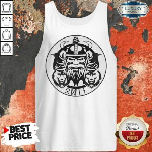 Nice Viking Tank Top