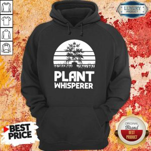 Pretty Cannabis Plant Whisperer Hoodie