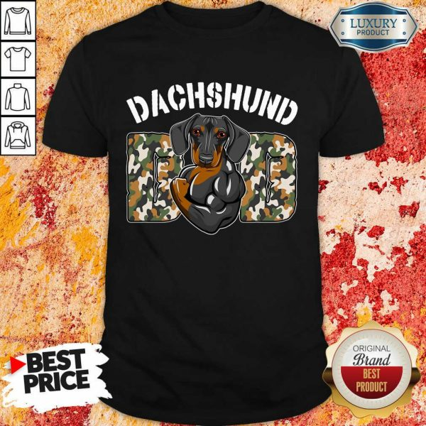 Pretty Dog Dachshund Shirt