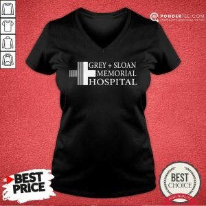 Grey Sloan Memorial Hospital V-neck