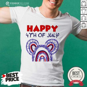 Happy Independence Day of America 4th Of July Shirt