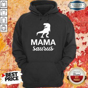 Hot Mamasaurus Hoodie
