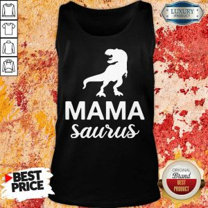 Hot Mamasaurus Tank Top