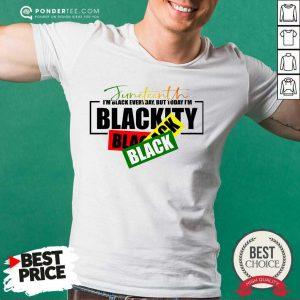 Juneteenth Im Black Everyday Shirt